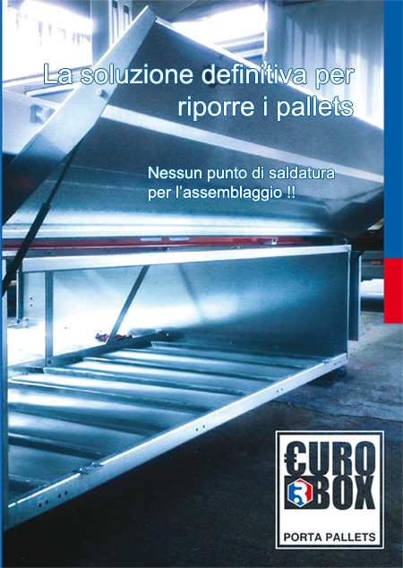EUROBOX il portapallets !